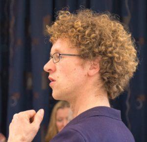 Dirigent Robert Ramaker-foto Jaap Koerts