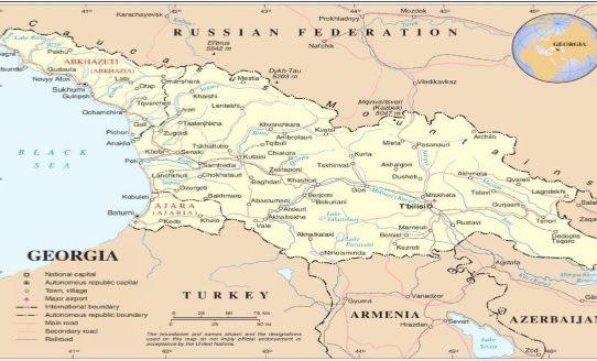 Georgische/Armeense zangmiddag 25 maart