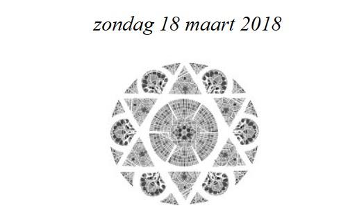Geincultuurfestival in Groningen 18 maart