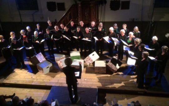 21 november Pelstergasthuis klein concert 4Mei-Projekt