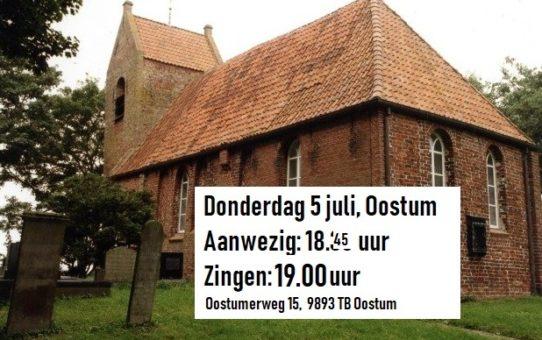 5 juli slotconcertje Oostum