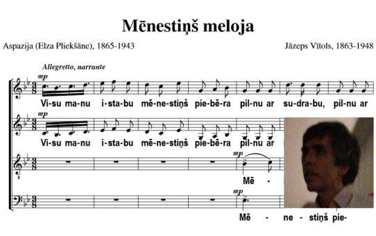 Nieuwe partituur Menestins Meloja (en midi's)