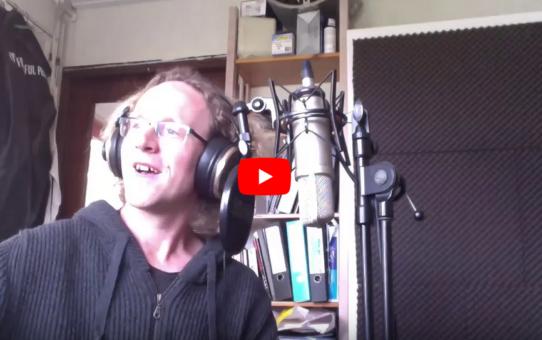 Huiswerk dagelijkse zangoefening (Vocal workout 1)