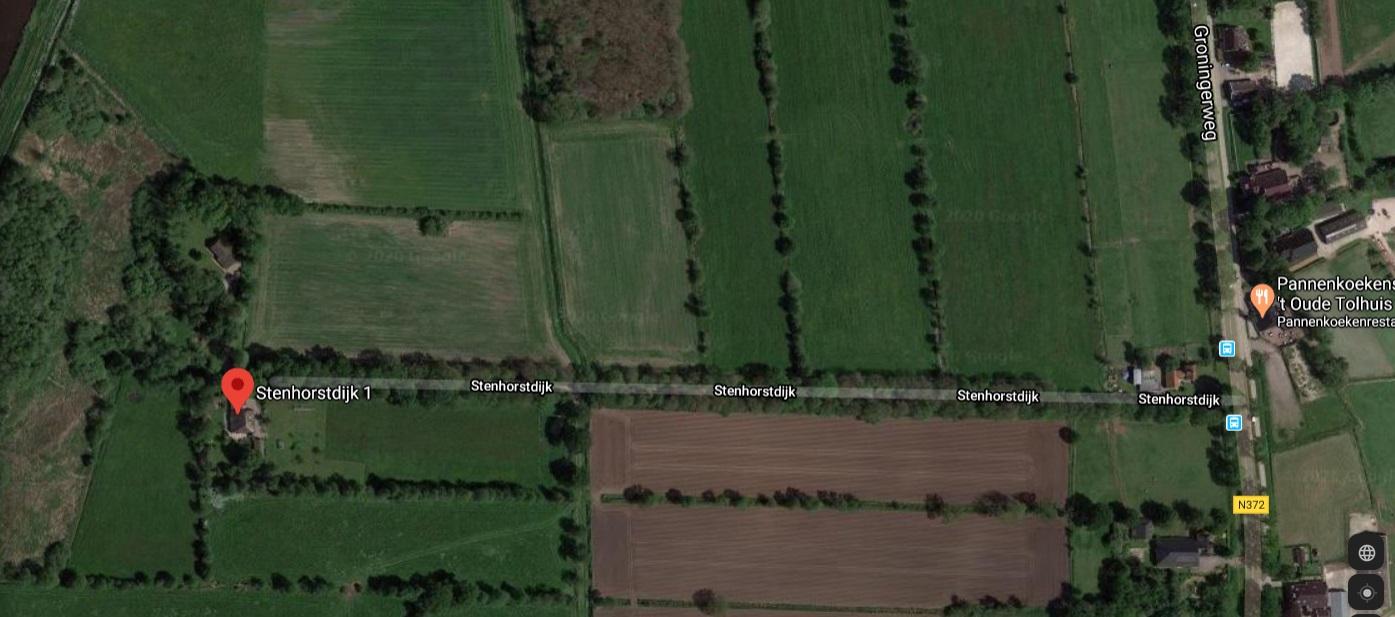luchtfoto Stenhorstdijk 1